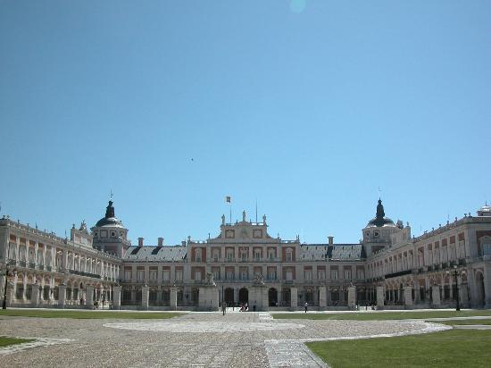 Aranjuez, España: Palace