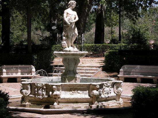 Aranjuez, España: Nice gardens