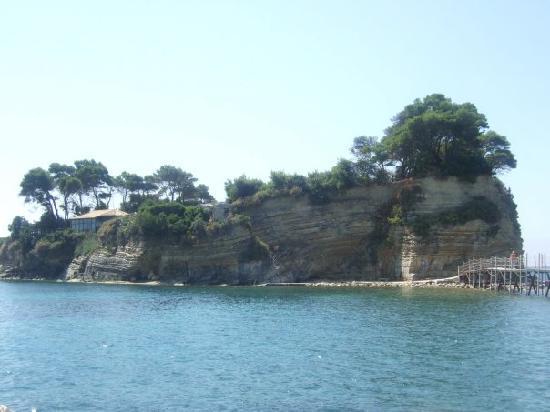 Castelli Hotel: Cameo island- very pretty and lovely views
