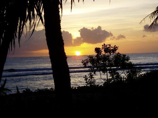 Nikko Sunset Beach BBQ: 夕日が見れます