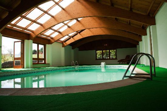 Easter Kincaple: Excersize and or lounge in our heated indoor swimming pool facilities.