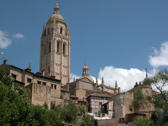 Segovia, Spain: Cathedral