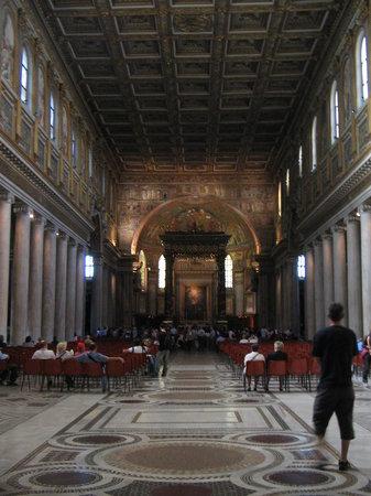 Basilica di Santa Maria Maggiore: Santa Maria Maggiore, Roma