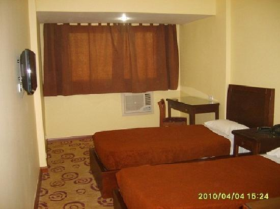 King Hotel: lobby