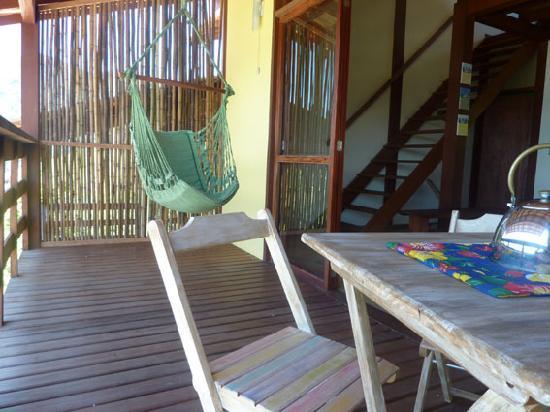 Resort Croce del Sud: Balcony
