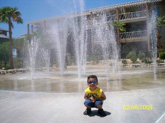 Indio, CA: Los chorros!!!!