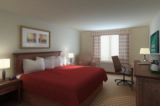 Country Inn & Suites By Carlson, Mount Morris : Newly refurbished rooms