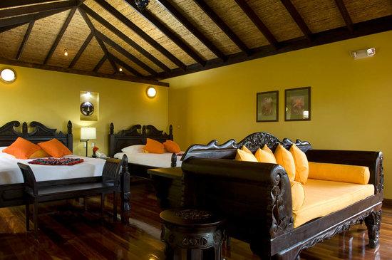 هوتل ريو سيليست هايد واي: Rio Celeste bungalows