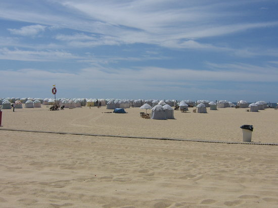 Figueira da Foz, Portugal: beach again