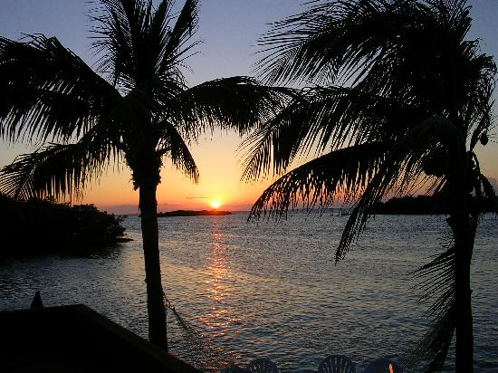 Cayos de Florida, FL: Beautiful Sunset