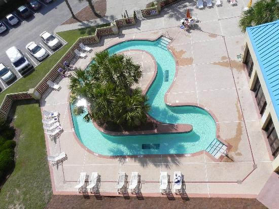 Springmaid Oceanfront Resort Myrtle Beach: Lazy river