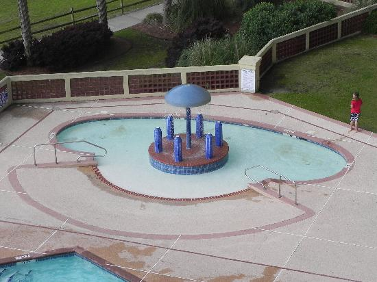 Springmaid Oceanfront Resort Myrtle Beach: tot pool