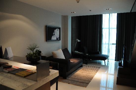 S31 Sukhumvit Hotel: living