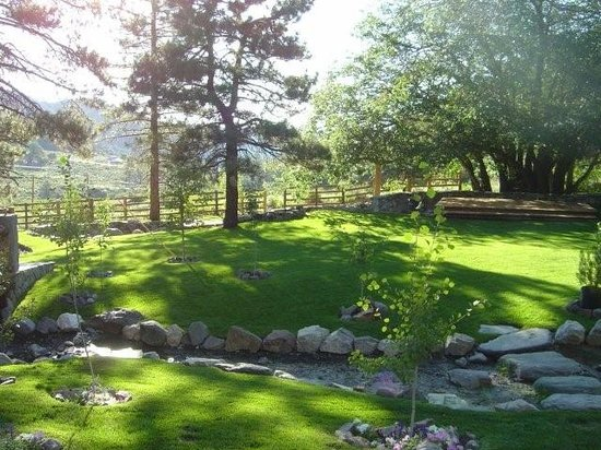 Wrightwood Guest Ranch: The Setting