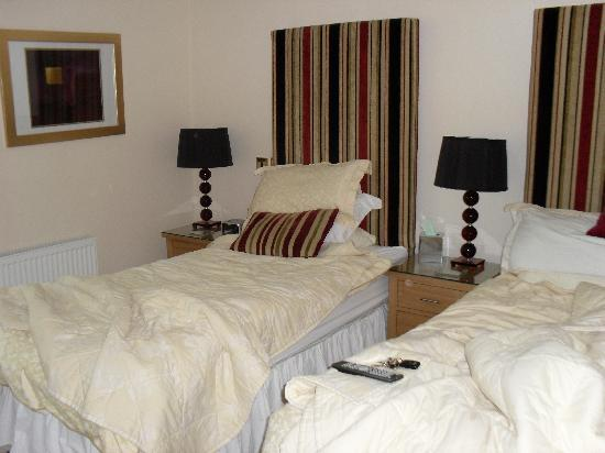 Highland Court Lodge: Our bedroom