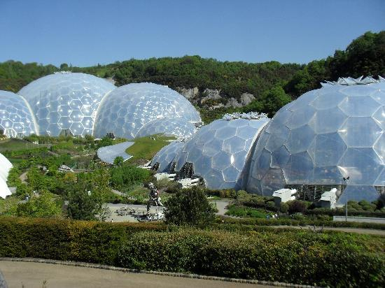 Highland Court Lodge: The Eden Project