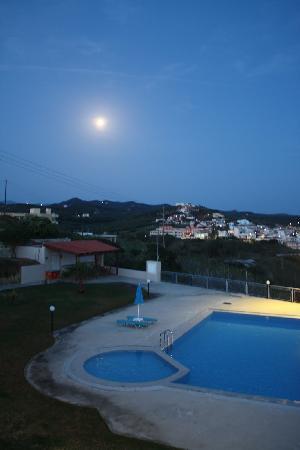 Renieris Hotel: The view from my balcony