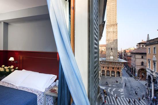 Residence Petronio: Vista dal balcone.