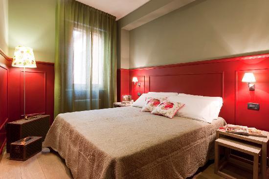 Residence Petronio: Camera da letto. Trilocale