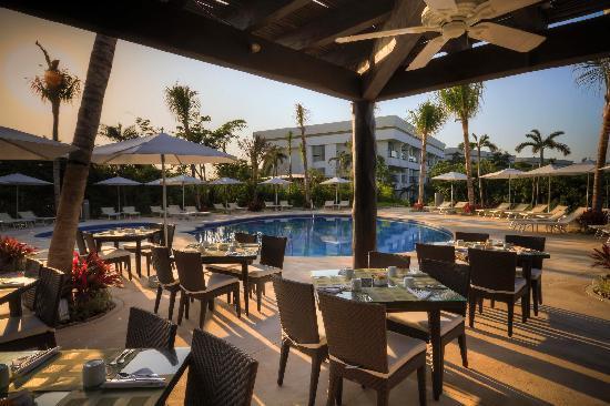 Ocean breeze riviera maya hotel playa paraiso mexique voir les tarifs et 17 avis - Dekzeil terras balkon ...