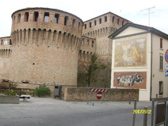 Grand Hotel Terme : Rocca di Riolo Terme