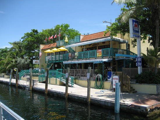 Sharkey S Pub Amp Galley Restaurant Key Largo Restaurant