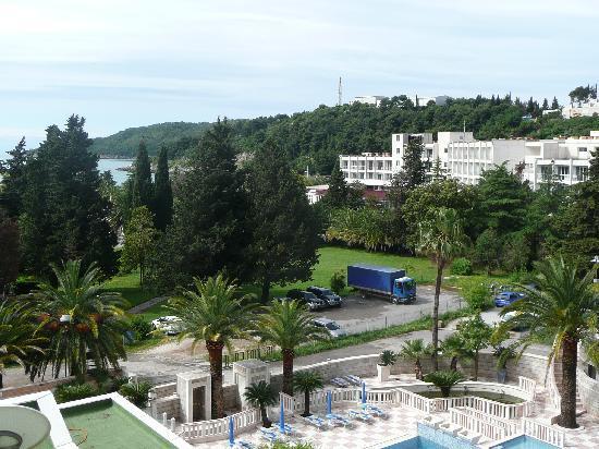 Mediteran Hotel & Resort: Meerblick