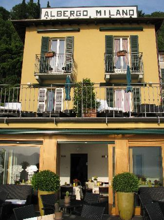Albergo milano prices hotel reviews varenna italy for Hotel milano