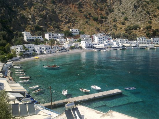 Loutro, Greece: Hidden Gem