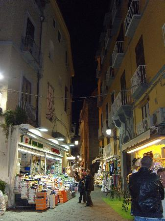 Old Town Picture Of Sorrento Province Of Naples