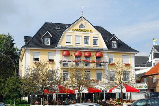 Gromitz, Alemania: Gosch hotel