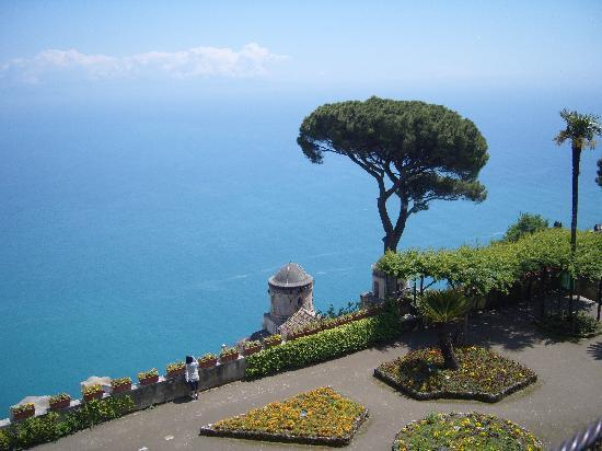 Ravello, Italien: views