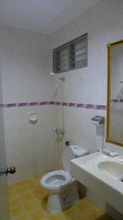 Jerantut Hill Resort: bathroom