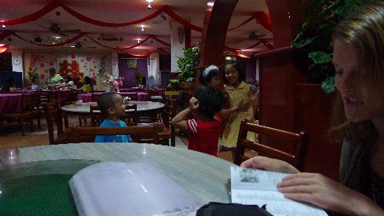 Jerantut, Malaysia: restaurant