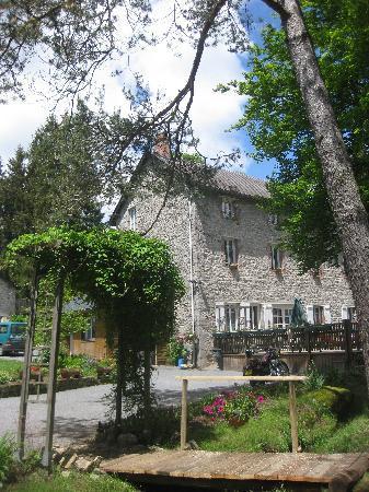 Le Moulin de Prat: moulin de prat