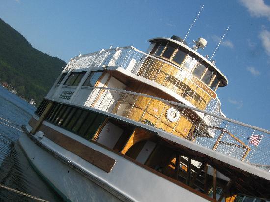 Quality Inn Lake George: Lake G Attraction