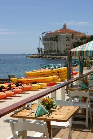 Catalina Island Vegetarian Restaurants