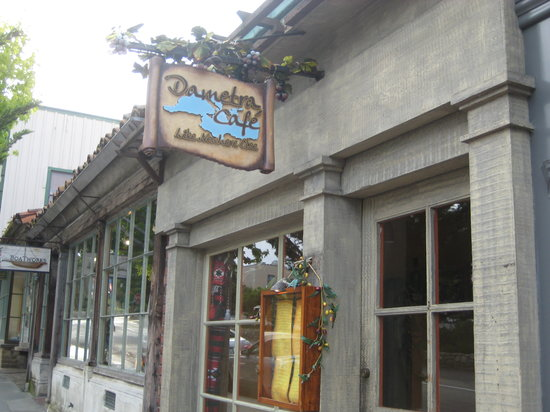 Dametra Cafe: Not to be missed when staying in Carmel
