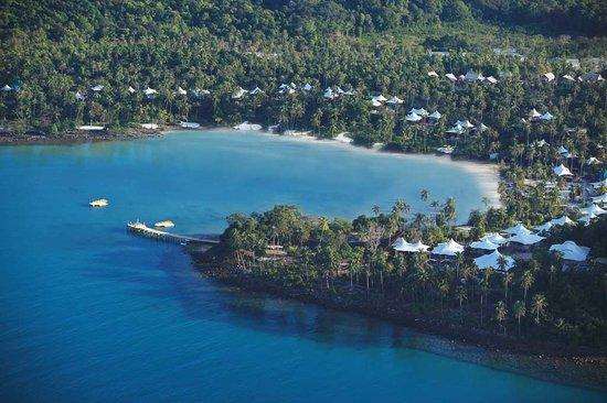 Ko Kut, Tailandia: Soneva Kiri Aerial View