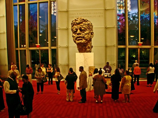 John F. Kennedy Center for the Performing Arts : Kennedy Center