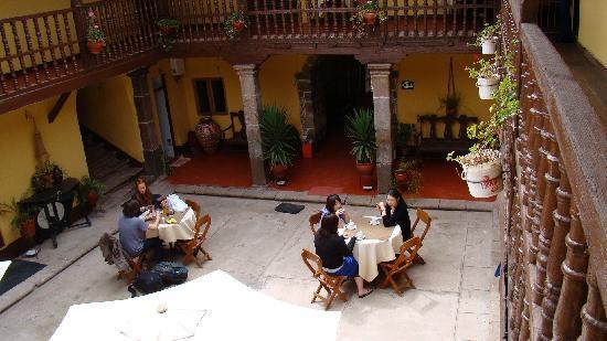 Hostal Quipu Cusco: Hotel