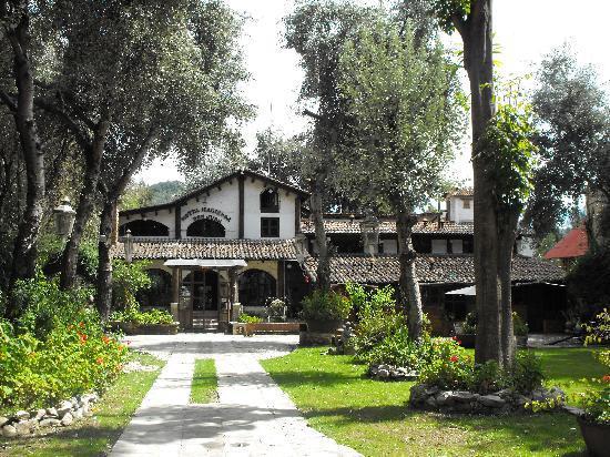 Hacienda Don Juan Hotel: wer kann sich hier nicht wohlfühlen