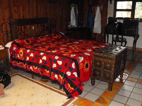 Hacienda Don Juan Hotel : eintreten und urlaub