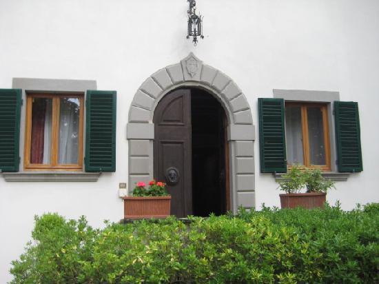 Hotel Villa Godenano: Villa G. entrance