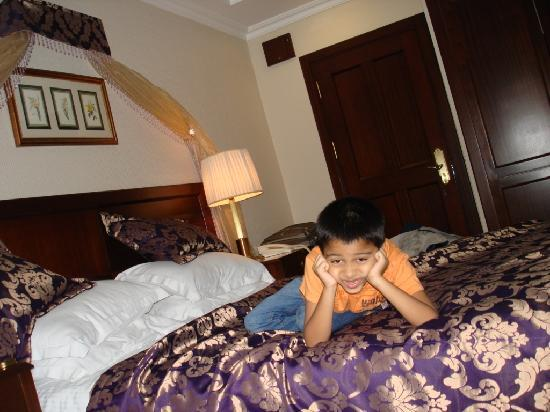 Daphne Hotel: Hotel room