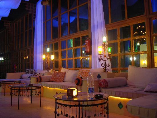 Ibis Styles Dahab Lagoon: Sultan's bar