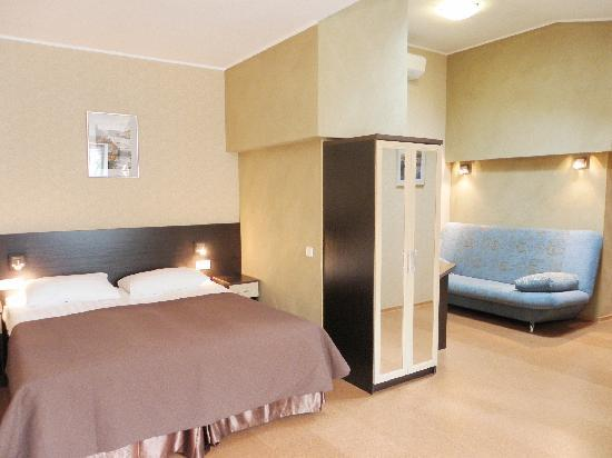 Nevsky Breeze Hotel: Standart room with twin or double bed