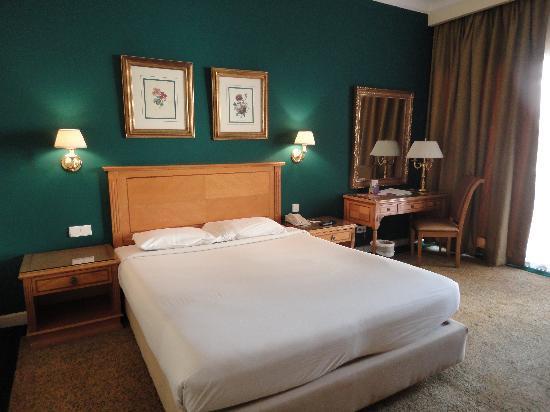 Amarante Pyramids Hotel: ベッド