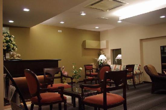 Hotel Eden54: lounge