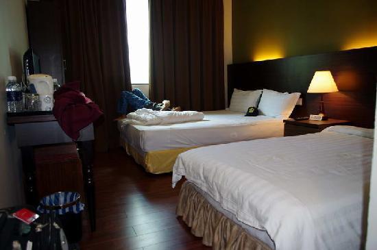 Hotel Eden54: room